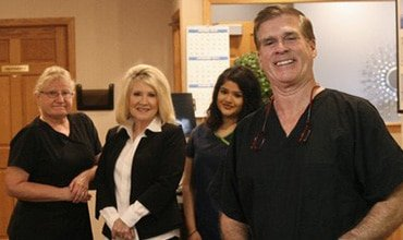Chiropractor Peoria IL Jerry Carter and Team